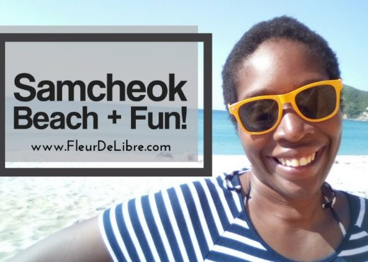 Travel Video: Beach Fun in Samcheok, Korea!