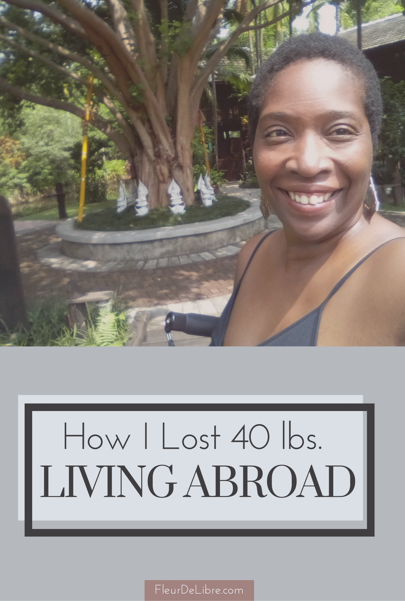 How I Lost 40 Pounds Living in South Korea! | FleurDeLibre.com