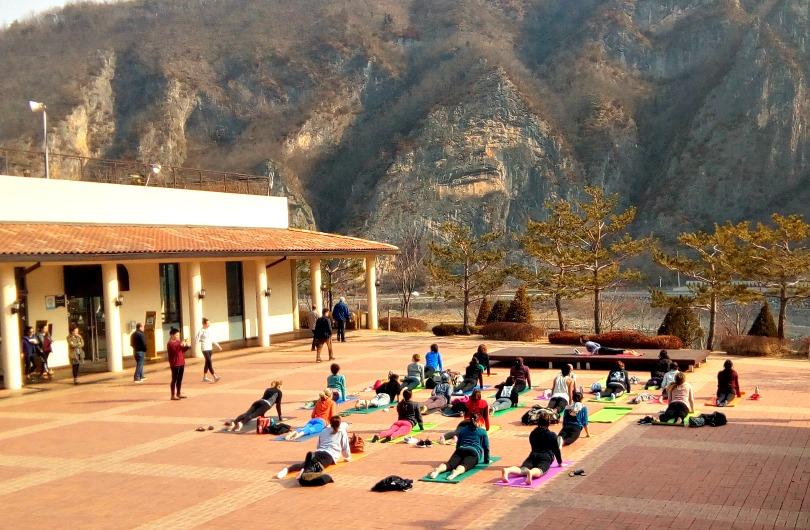My South Korea Yoga Trip Gone Wrong | FleurDeLibre.com