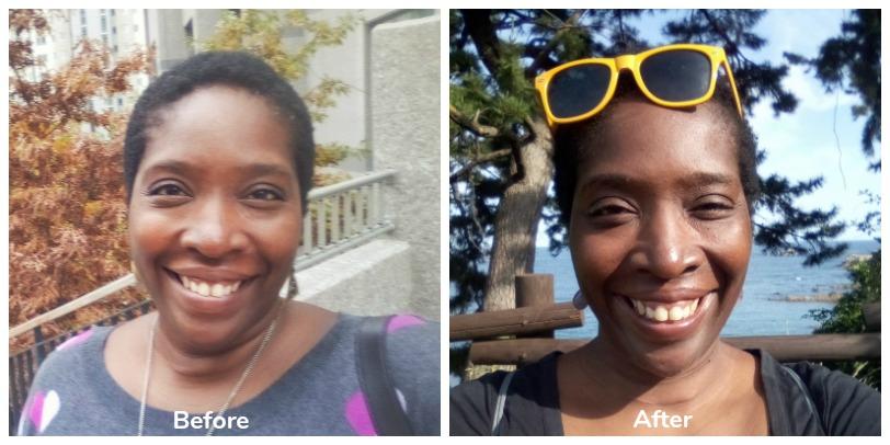 How I Lost 40 Pounds in Korea!   FleurDeLibre.com